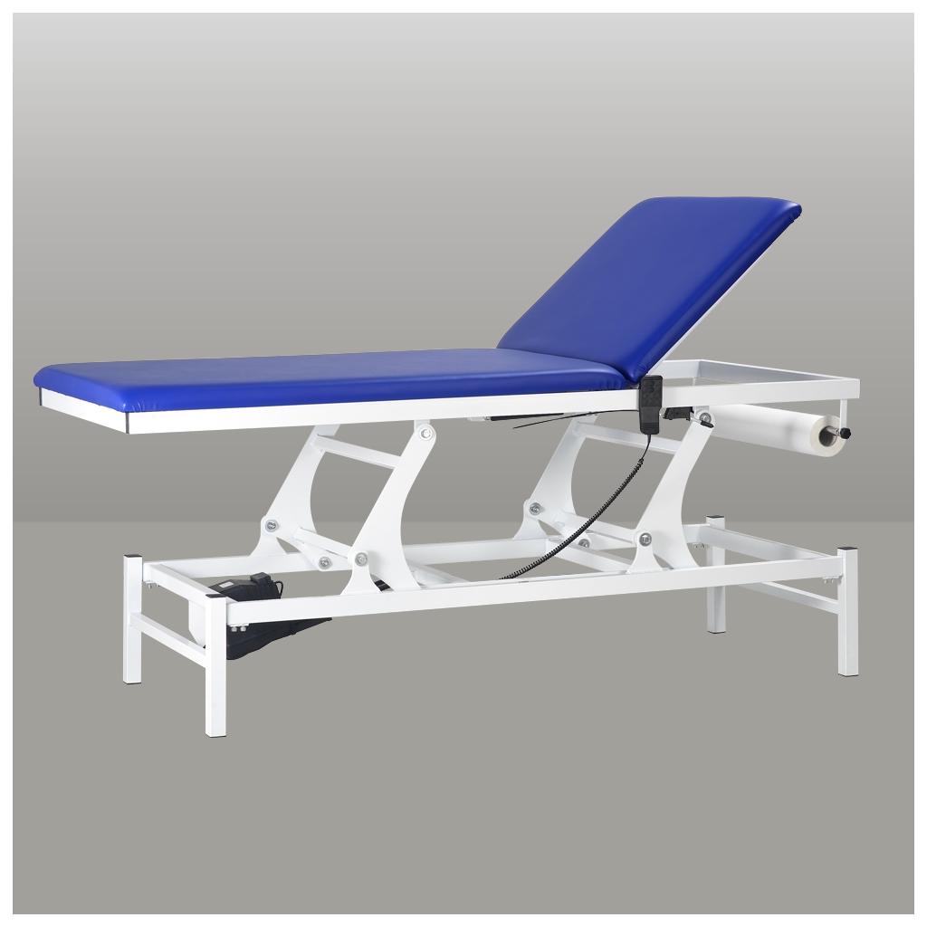 Letto rinforzato per massaggi ad altezza variabile