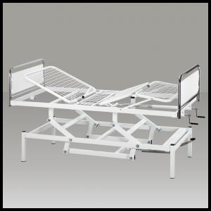 Base base per letto regolabile in altezza
