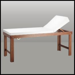 Lettini massaggio legno